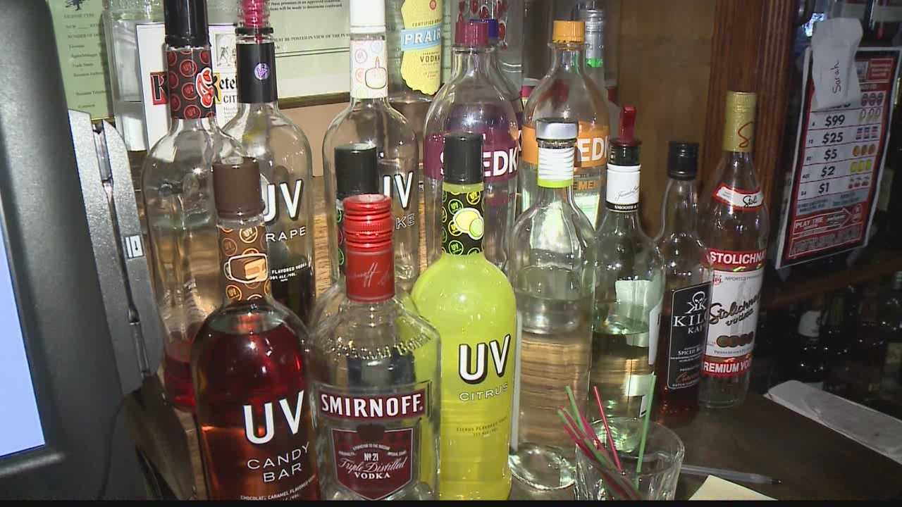 Bartenders in one of Wisconsin town are faced with a new list of people to whom they are not supposed to serve alcohol.