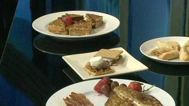 Chef Brian Moran from Patrick Cudahy stopped by to share some bacon-themed dishes ahead of this year's State Fair.