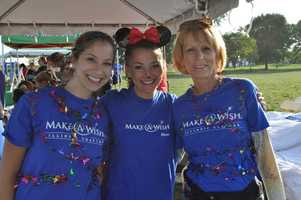 Run, walk, or wheel across the finish line to benefit the Make-A-Wish Foundation