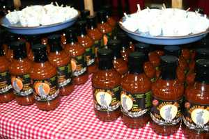 Howling Wolf BBQ sauce is made in Theresa, Wisconsin.