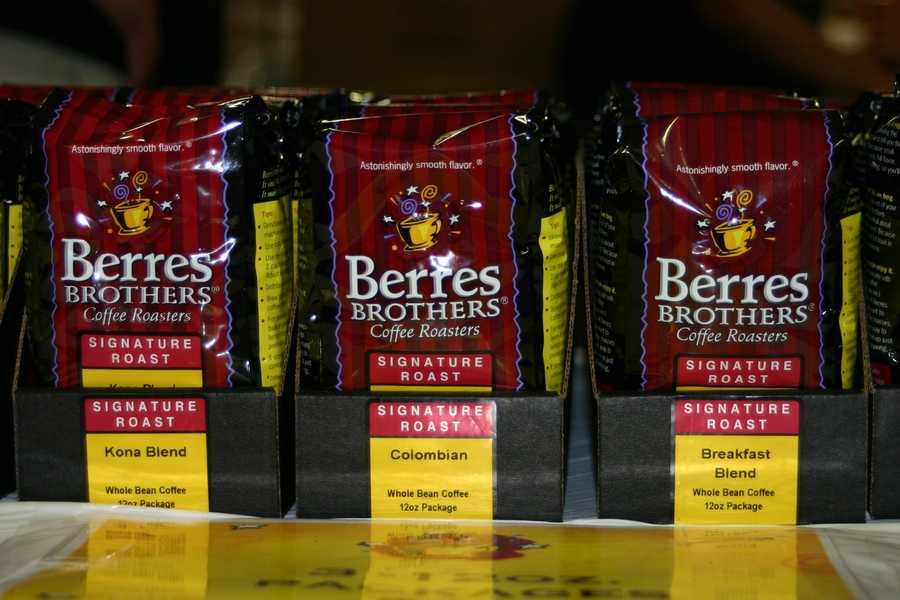 Berres Brothers Coffee Roasters started in Watertown, WI.