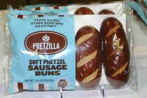 Take home your very own pretzel rolls.