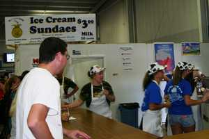 Time to cool off with an ice cream sundae to benefit the Washington County FFA.