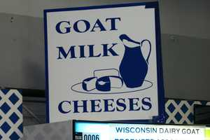 Maybe you want to try a different kind of milk or cheese?  The Wisconsin Dairy Goat Association offers you the chance.