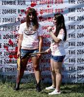 August 17, 2013Onalaska, WIhosts the 5K bluff run to see who would make it out alive after being chased by zombies throughout the course.