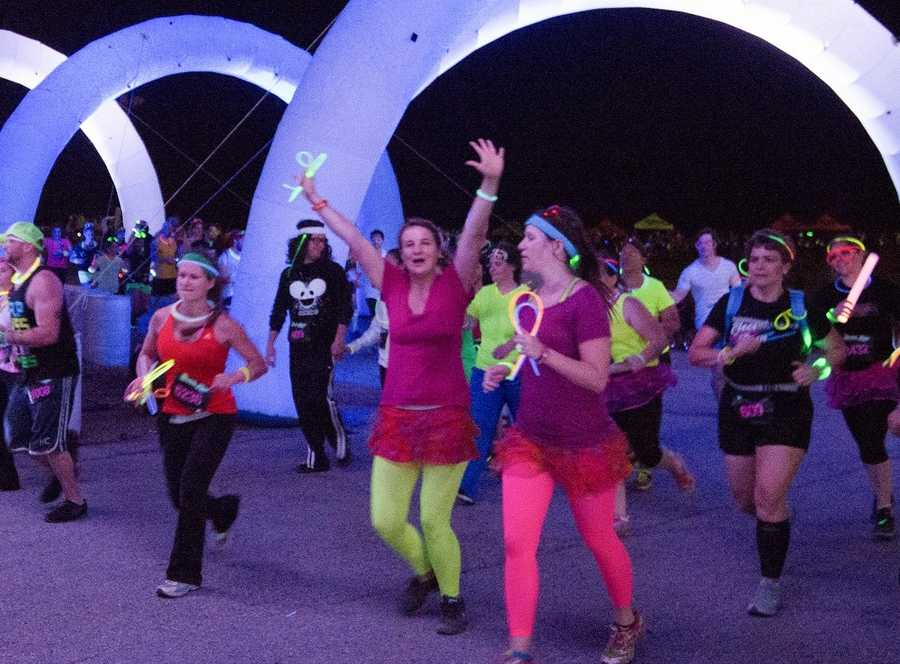 August 24, 2013 Real Racine will be teaming upto bring Wisconsin the Electric Run!