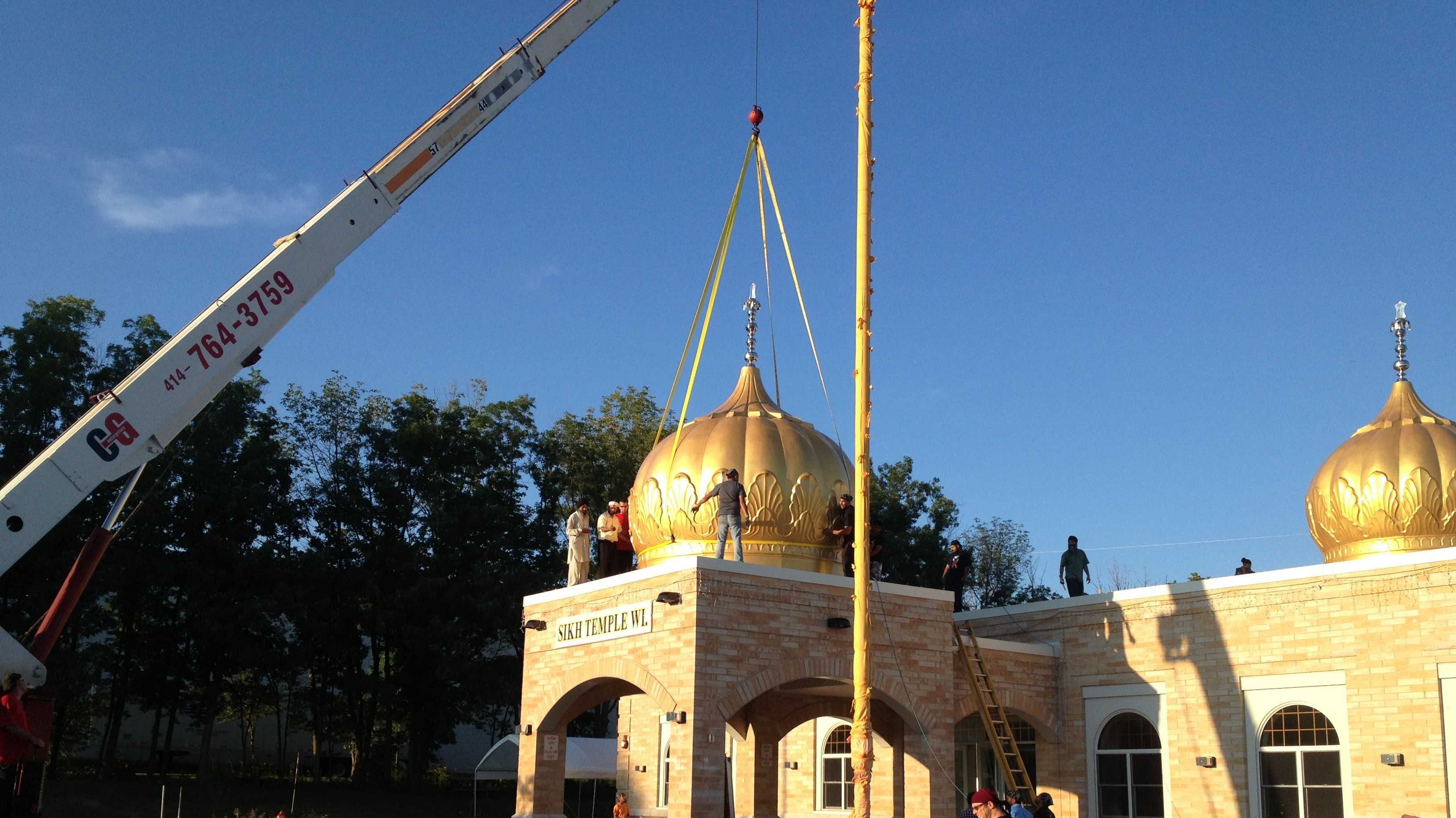 Sikh gold dome 3