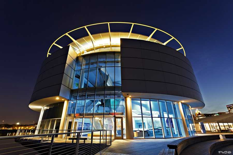 When the museum moved to Milwaukee's lakefront in 2006, it changed its name to Discovery World at Pier Wisconsin. It formerly was located at 815 N. James Lovell Street.