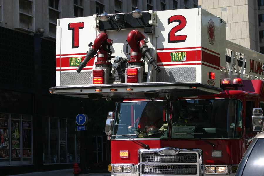 Ladder 2 to the rescue!