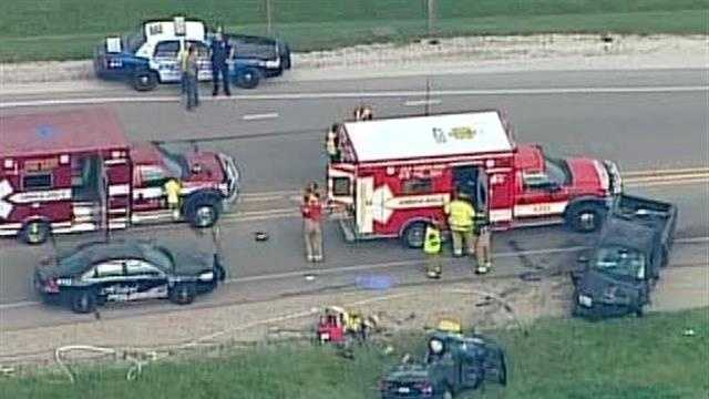 Hartland crash