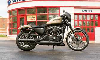 The new 2014 Harleys are here! Take a look at the new models:2014 Sportster Iron 883