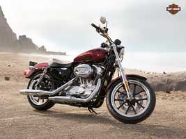 The new 2014 Harleys are here! Take a look at the new models:2014 Sportster SuperLow