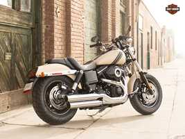 The new 2014 Harleys are here! Take a look at the new models:2014 Dyna series Fat Bob