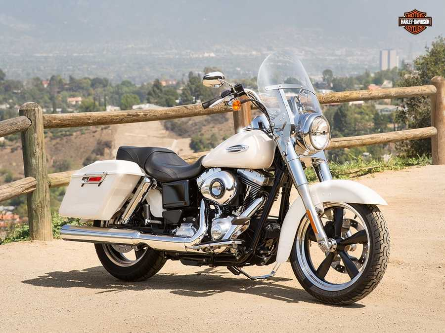 The new 2014 Harleys are here! Take a look at the new models:2014 Dyna series Switchback