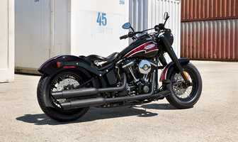 The new 2014 Harleys are here! Take a look at the new models:2014 Softail series Softail Slim