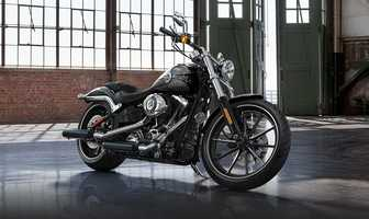 The new 2014 Harleys are here! Take a look at the new models:2014 Softail series Breakout