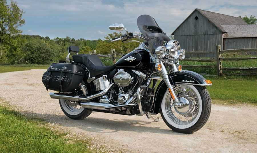 The new 2014 Harleys are here! Take a look at the new models:2014 Softail series Heritage Softail Classic