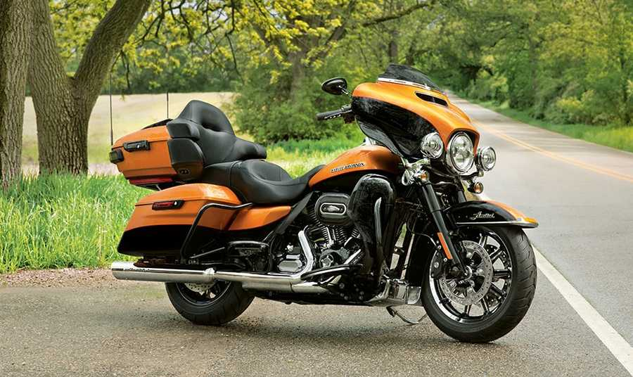 The new 2014 Harleys are here! Take a look at the new models:2014 Touring series Electra Glide Ultra Limited