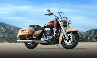 The new 2014 Harleys are here! Take a look at the new models:2014 Touring series Road King