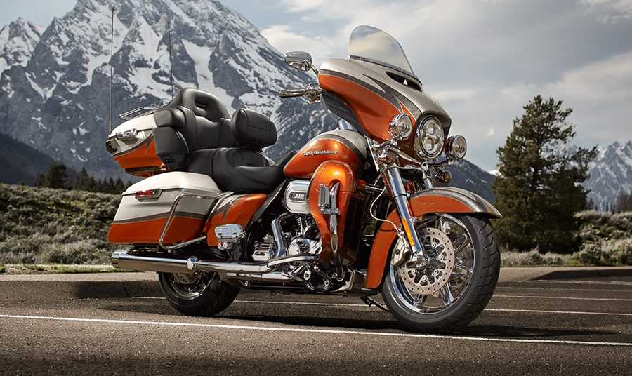 The new 2014 Harleys are here! Take a look at the new models:2014 Touring series Limited