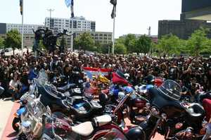 Harley's 110th celebration will be held in Milwaukee, Wis. over the Labor Day weekend. For more information, click here.