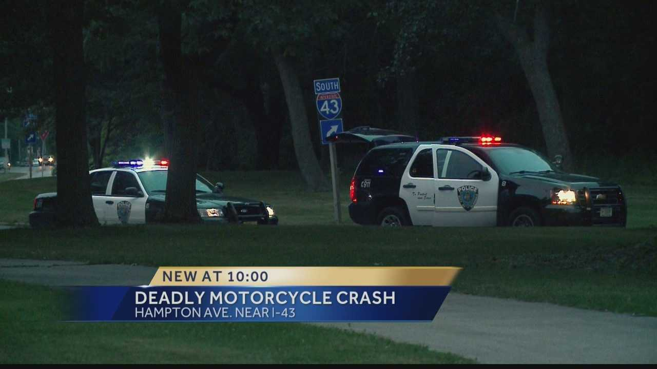 Authorities are investigating a fatal motorcycle accident in Glendale on Monday.