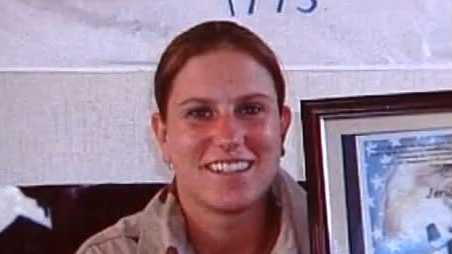 Staff Sgt. Amy Krueger