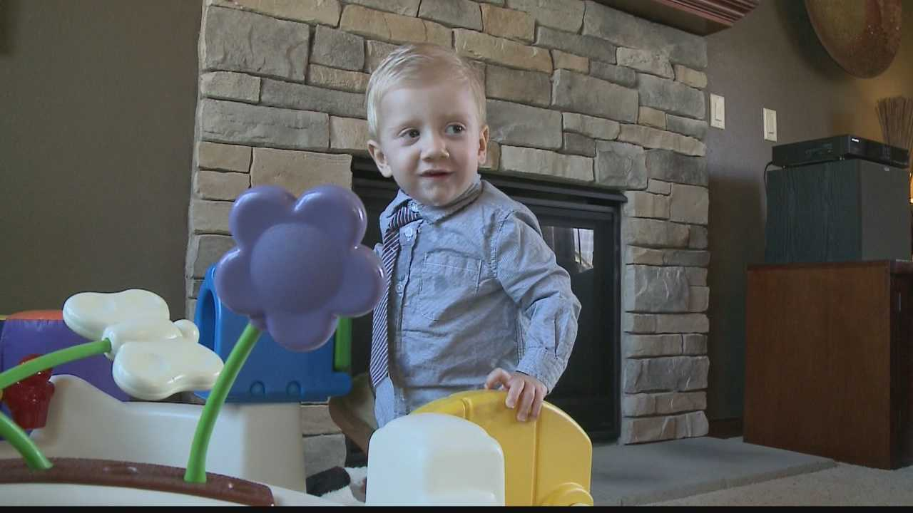 A boy's shocking and extremely rare diagnosis has a Waukesha family paying it forward.