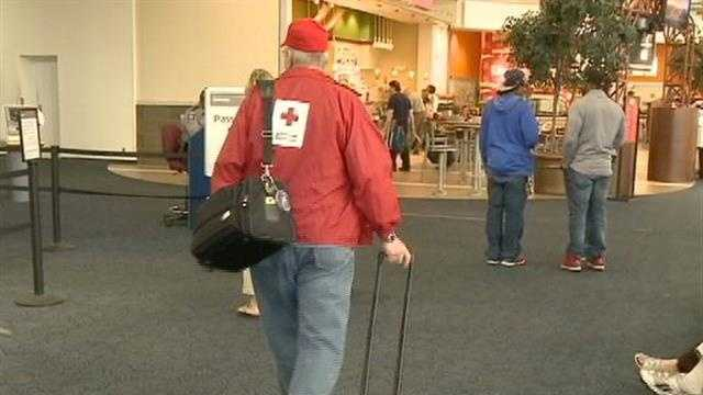 Two local Red Cross volunteers are leaving this weekend to help flood victims in Colorado.