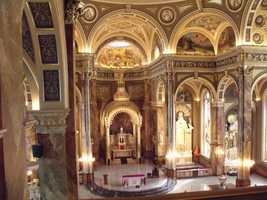 Click here to see more from the Basilica of St. Josaphat