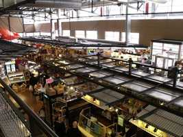 Milwaukee Public Market, 400 N. Water Street