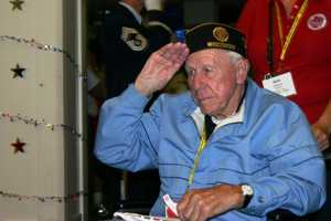 Sir, we salute you!