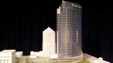 NML building model