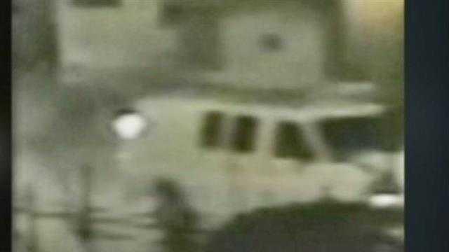 Surveillance video captured fatal hit and run crash