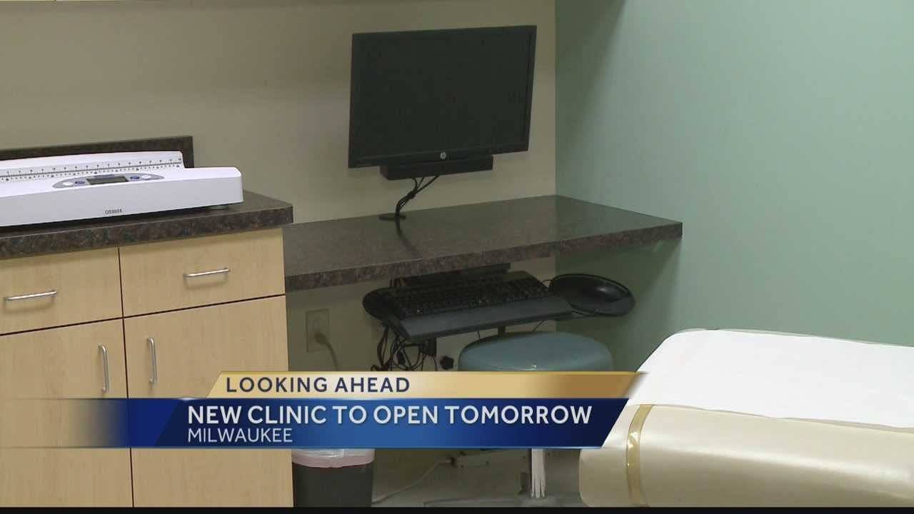 A new clinic at 23rd and Burleigh will help address a gap in medical care on Milwaukee's north side.