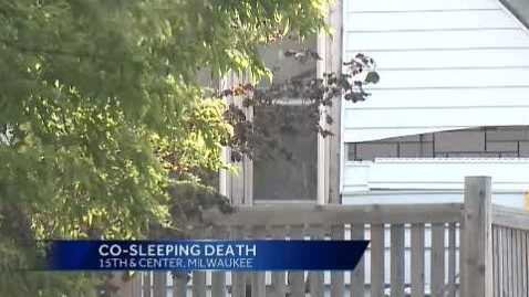 Co-sleeping death