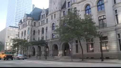 Milwaukee's federal courthouse