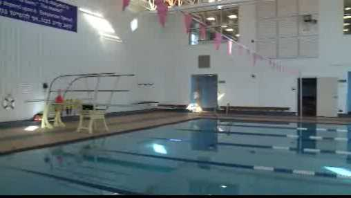 JCC pool