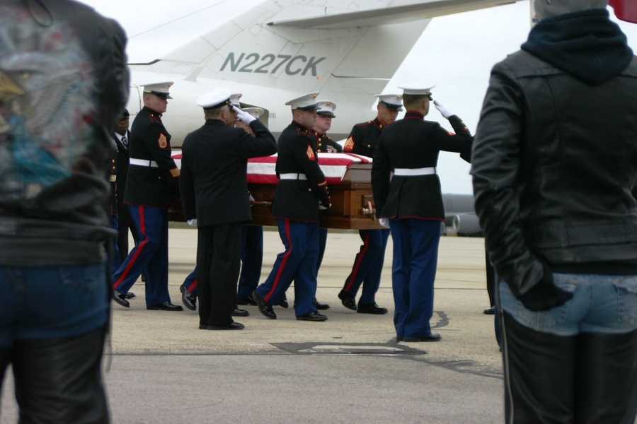 LCpl Collins was a Marine Intelligence Specialist since June 25, 2012.