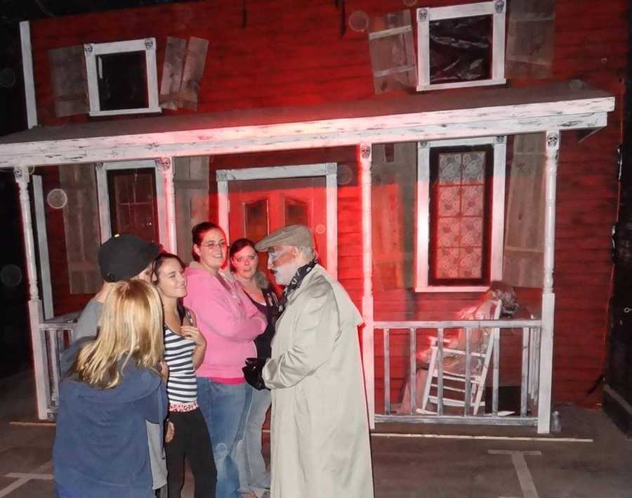WISN 12 asked Facebook fans where their favorite Haunts were this time of year.Here is a list of SE Wisconsin haunted houses.. compiled by our Facebook fans: