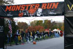 The first Monster Run was held at Whitnall Park.
