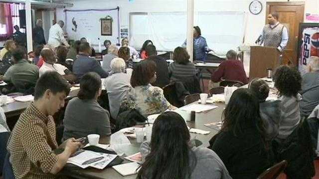 Dozens of people in Milwaukee came out Saturday to learn more about the Afforadable Care Act.