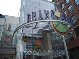 The Shops of Grand Avenue will be open from 10 a.m. to 8 p.m. on Black Friday.