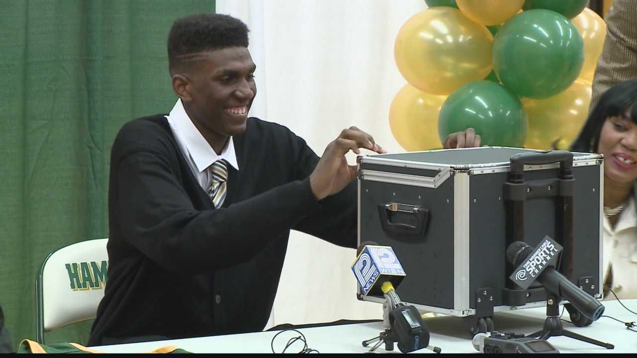 Milwaukee Hamilton star headed to UCLA
