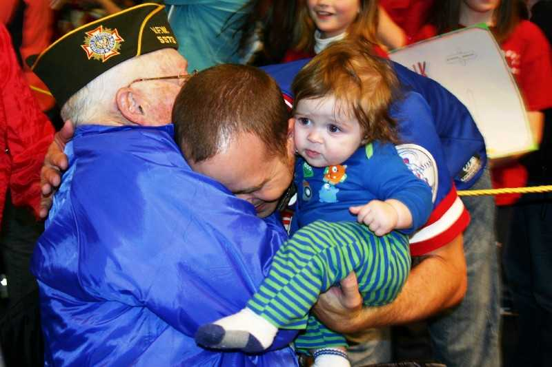 Stars and Stripes Honor Flight is the local hub of the national Honor Flight Network.