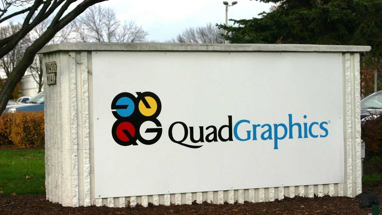 Thanks to Quad Graphics for their help with this project and slideshow.