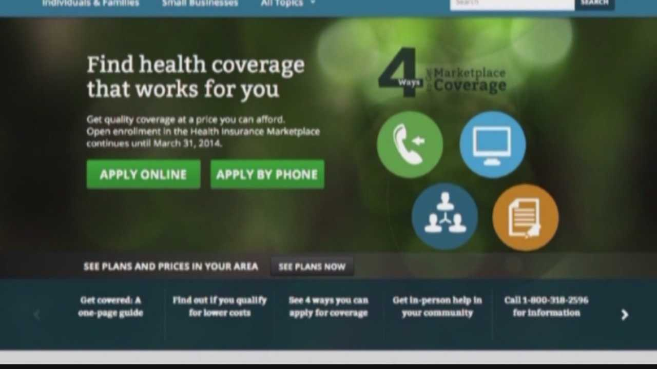 The Wall Street Journal reports that fewer than 50,000 Americans have registered for the country's new healthcare exchanges.