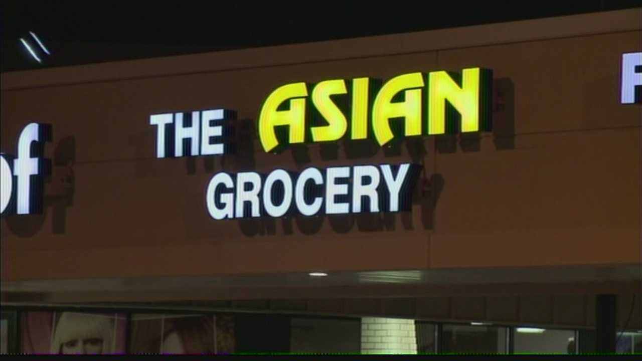 The Asian Grocery in Waukesha faces eviction after complaints over the smell coming from the store.