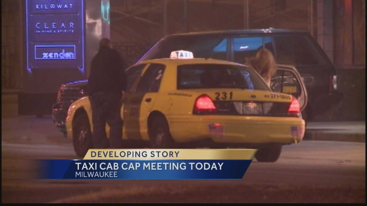 Public meeting today on raising number of taxis in Milwaukee