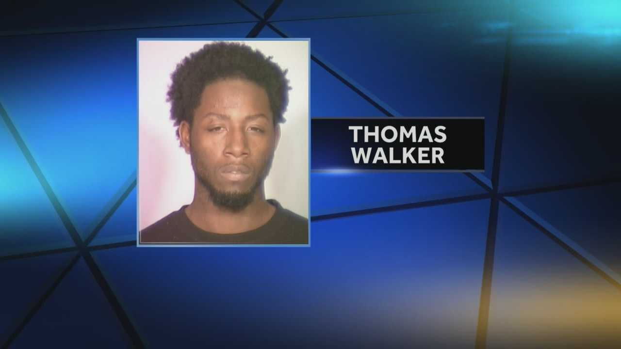 Thomas Walker of Milwaukee was charged with a hit-and-run crash last week that killed a 6-month-old girl.